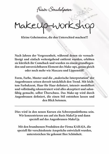 Workshop Info